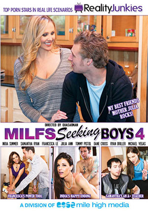 MILFs Seeking Boys 4