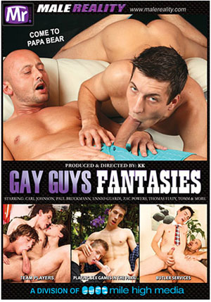 Gay Guys Fantasies