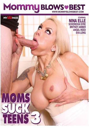 Moms Suck Teens 3