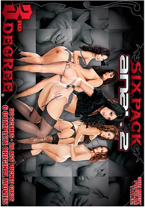 3rd Degree 6 Pack Anal 2 (6 Disc Set)