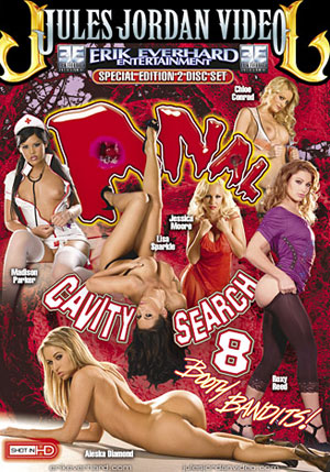 Anal Cavity Search 8 ^stb;2 Disc Set^sta;