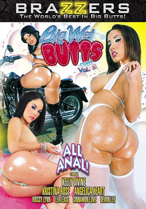 Big Wet Butts 3