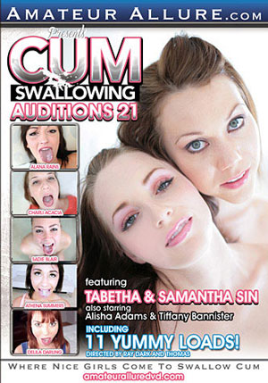 Cum Swallowing Auditions 21