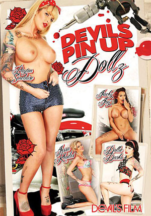 Devils Pin Up Dollz