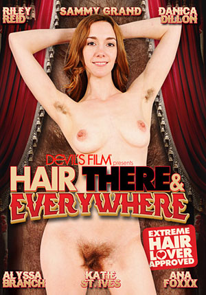Hair There & Everywhere