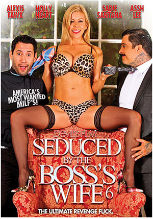 Seduced By The Boss's Wife 6