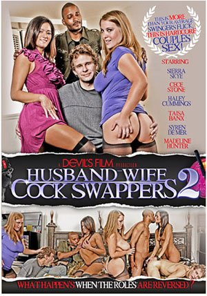 Husband-Wife Cock Swappers 2