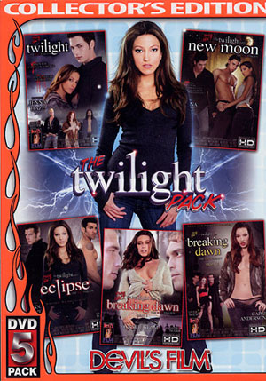 The Twilight Pack (5 Disc Set)