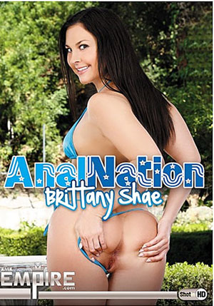 Anal Nation: Brittany Shae
