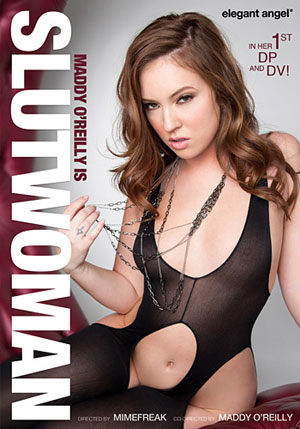 Maddy O'Reilly Is Slutwoman