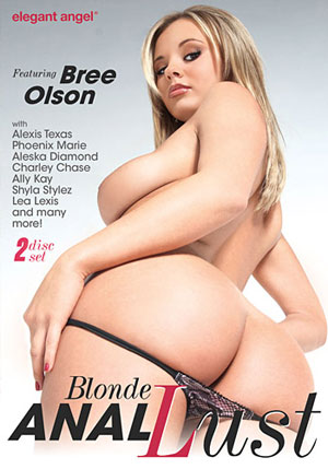 Blonde Anal Lust (2 Disc Set)