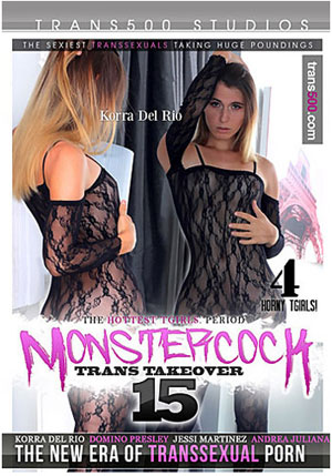 Monster Cock Trans Takeover 15