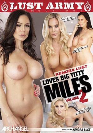 Kendra Lust Loves Big Titty MILFs 2