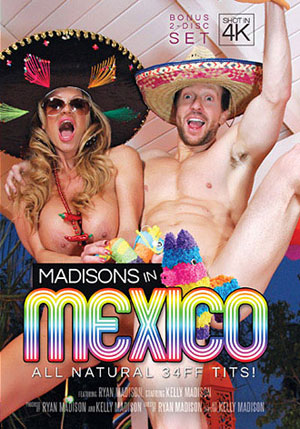 The Madisons In Mexico (2 Disc Set)