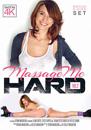 Massage Me Hard 2 (2 Disc Set)