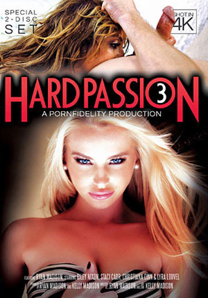 Hard Passion 3 (2 Disc Set)