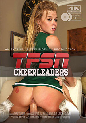 TFSN Cheerleaders (2 Disc Set)