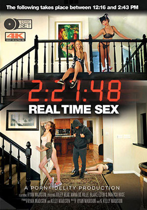 Real Time Sex (2 Disc Set)
