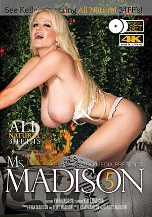 Ms. Madison 5 (2 Disc Set)