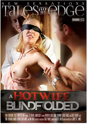 A Hot Wife Blindfolded