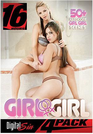 Digital Sin Girl Girl 4 Pack (4 Disc Set)