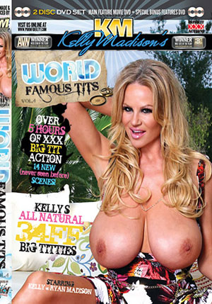 Kelly Madison's World Famous Tits 4 (2 Disc Set)