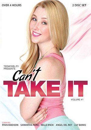 Can't Take It (2 Disc Set)