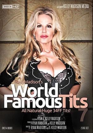 Kelly Madison's World Famous Tits 7 (2 Disc Set)