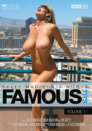 Kelly Madison's World Famous Tits 11 (2 Disc Set)