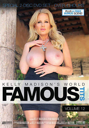 Kelly Madison's World Famous Tits 12 (2 Disc Set)