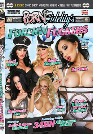 Foreign Fuckers (2 Disc Set)