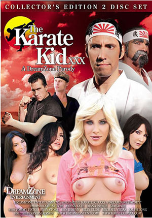 Karate Kid XXX: A Dreamzone Parody ^stb;2 Disc Set^sta;