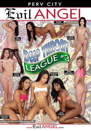 Deep Throat League 3