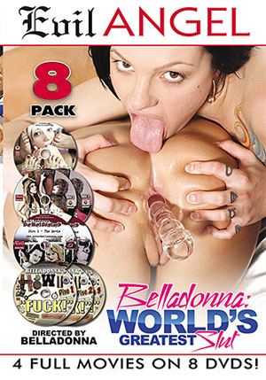Belladonna: World's Greatest Slut (8 Disc Set)