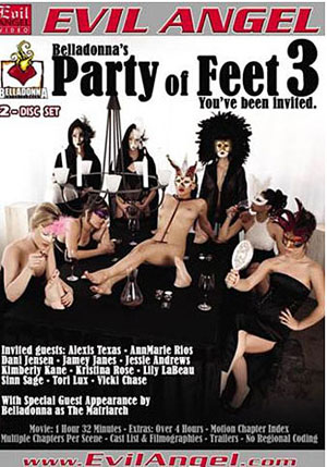 Party Of Feet 3 ^stb;2 Disc Set^sta;