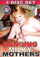 4 Pk Banging Milky Mothers (4 Disc Set)