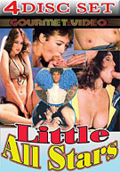4 Pk Little Ass Stars (4 Disc Set)