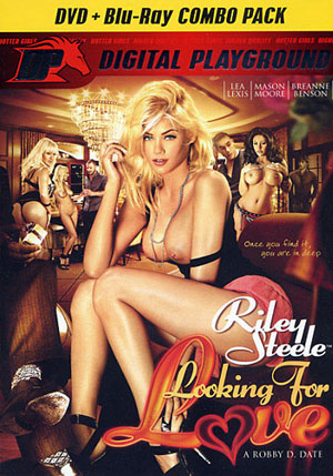 Riley Steele: Looking For Love ^stb;Blu^ndash;Ray + DVD^sta;
