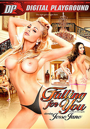 Jesse Jane: Falling For You (Blu-Ray + DVD)