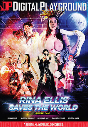 Rina Ellis Saves The World: A XXX 90's Parody