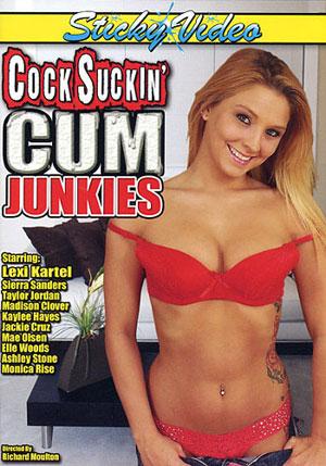 Cock Suckin' Cum Junkies 1