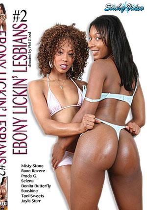 Ebony Lickin' Lesbians 2