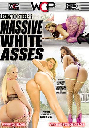Lexington Steele's Massive White Asses