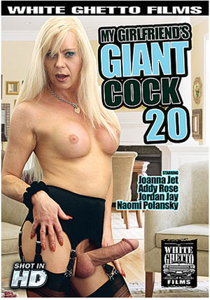 My Girlfriend's Giant Cock 20