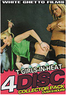 T Girls In Heat (4 Disc Se)