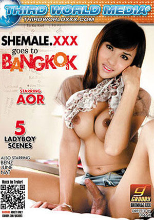 Shemale. XXX Goes To Bangkok 1