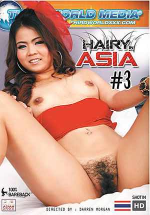 Hairy In Asia 3
