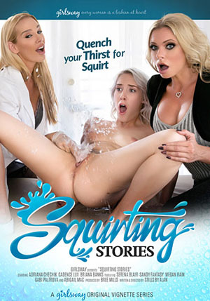 Squirting Stories