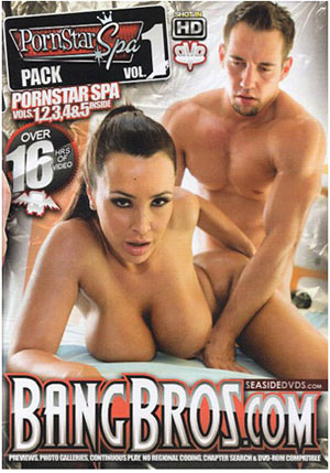 Pornstar Spa Pack (5 Disc Set)