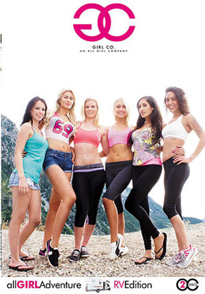 All Girl Adventure: RV Edition (2 Disc Set)